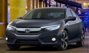 Nieuwe Honda Civic in 2017 naar Europa