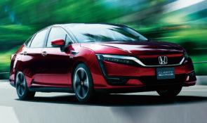 Honda Clarity ook als hybride en elektrische auto