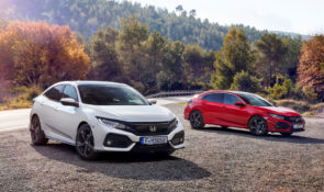 Honda Summertour 2018
