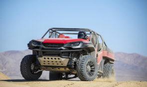 Honda Rugged Open Air Vehicle Concept doet wat het belooft