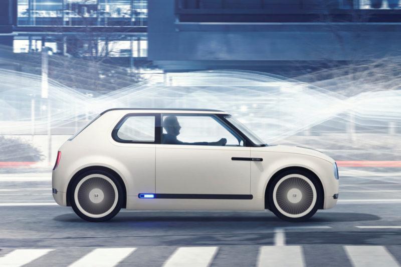 Elektrische Auto Honda Verhagen