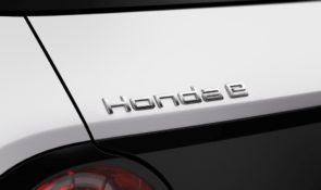 Honda e is naam elektrische stadsauto