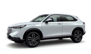 Nieuwe Honda HR-V e:HEV voorgesteld
